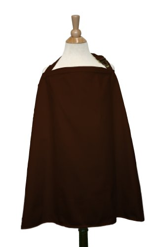Nursing Cover Pattern/Color: Chocolate by The Peanut Shell