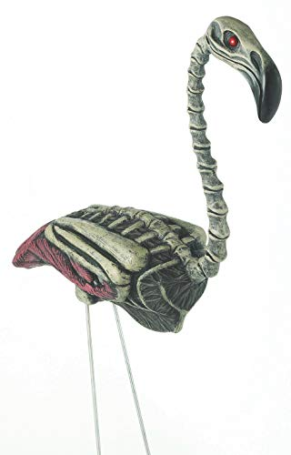 Forum Zombie Flamingo Accessory, Multi-Colored, Standard]()