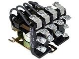 Power Relay, 4PDT, 24 VDC, 35 A, PM Series, Socket
