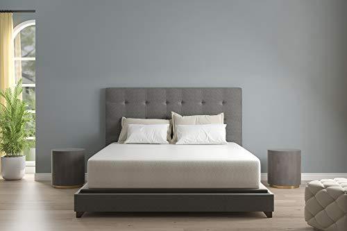 (Ashley Furniture Signature Design - 12 Inch Chime Express Memory Foam Mattress - Bed in a Box - California King - Firm Comfort Level - White )