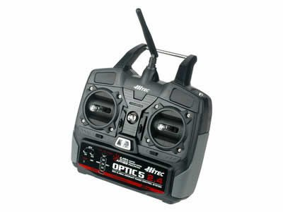 Hitec RCD 160240 Optic 5 2.4GHz Transmitter