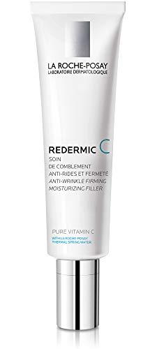 La Roche-Posay Redermic C Pure Vitamin C Moisturizer for Normal to Combination Skin, 1.35 Fl. - Roche Vitamin C