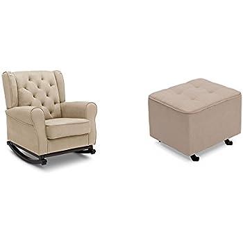 Amazon Com Delta Furniture Emma Rocking Chair With