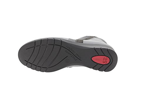 Confortables Femme Confort Chaussure Piesanto 9973 Cuir Botte Amples En Gris 0wPAA5Fq