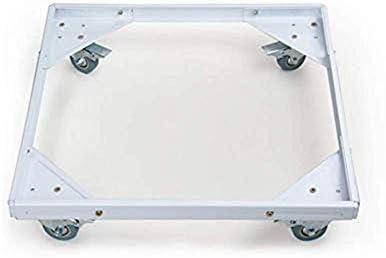 HEMFV 調節可能なユニバーサルモバイルベースは、洗濯機冷蔵庫冷凍庫タンブル乾燥機乗のための使いやすさと安定性で周りのあなたの重い工具および機器を移動します