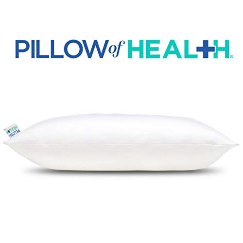 Pillow of Health Chiro Elite Adjustable Pillow, King Size 20