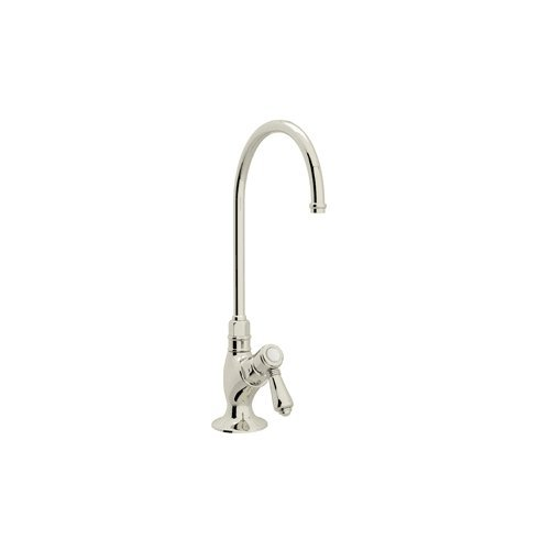 Polished Nickel Spout - 7