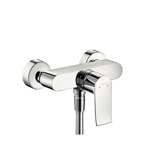 Hansgrohe 31680000 Metris grifo de ducha visto, cromo: Amazon.es: Bricolaje y herramientas