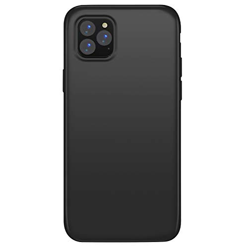 Case Compatible with iPhone 11pro Max Phone Cover Providing Protection Apple Phone Shell (Black, iPhone 11pro Max)