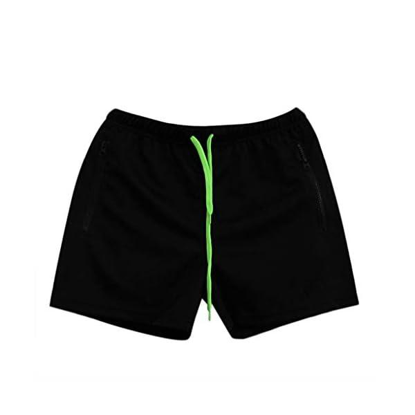 Pantaloni Corti Bermuda Cargo Pantaloncini Uomo Cotone Lavoro Pantaloni Elastico Uomini Estive Casual Pantaloncino… 4 spesavip