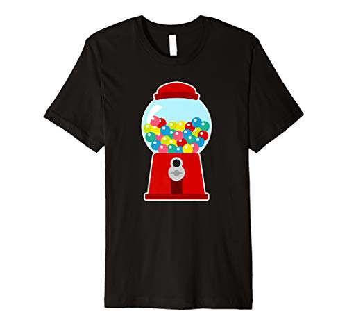 Gumball Machine T-Shirt Cute Costume Bubblegum Gift -