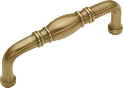 Period Brass Power & Beauty, Antique Brass 3''