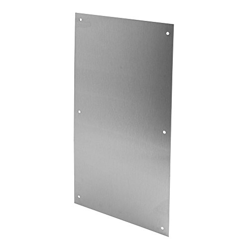 Prime-Line Products J 4636 Push Plate, 8 x 16-Inch, Stainless Steel