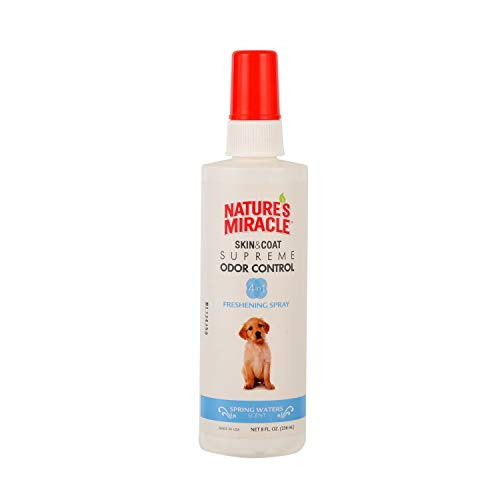 Nature's Miracle Supreme Odor Control Spring Water Spray, 8 ()