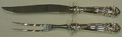 Georgian By Towle Sterling Silver Steak Carving Set 2-Piece