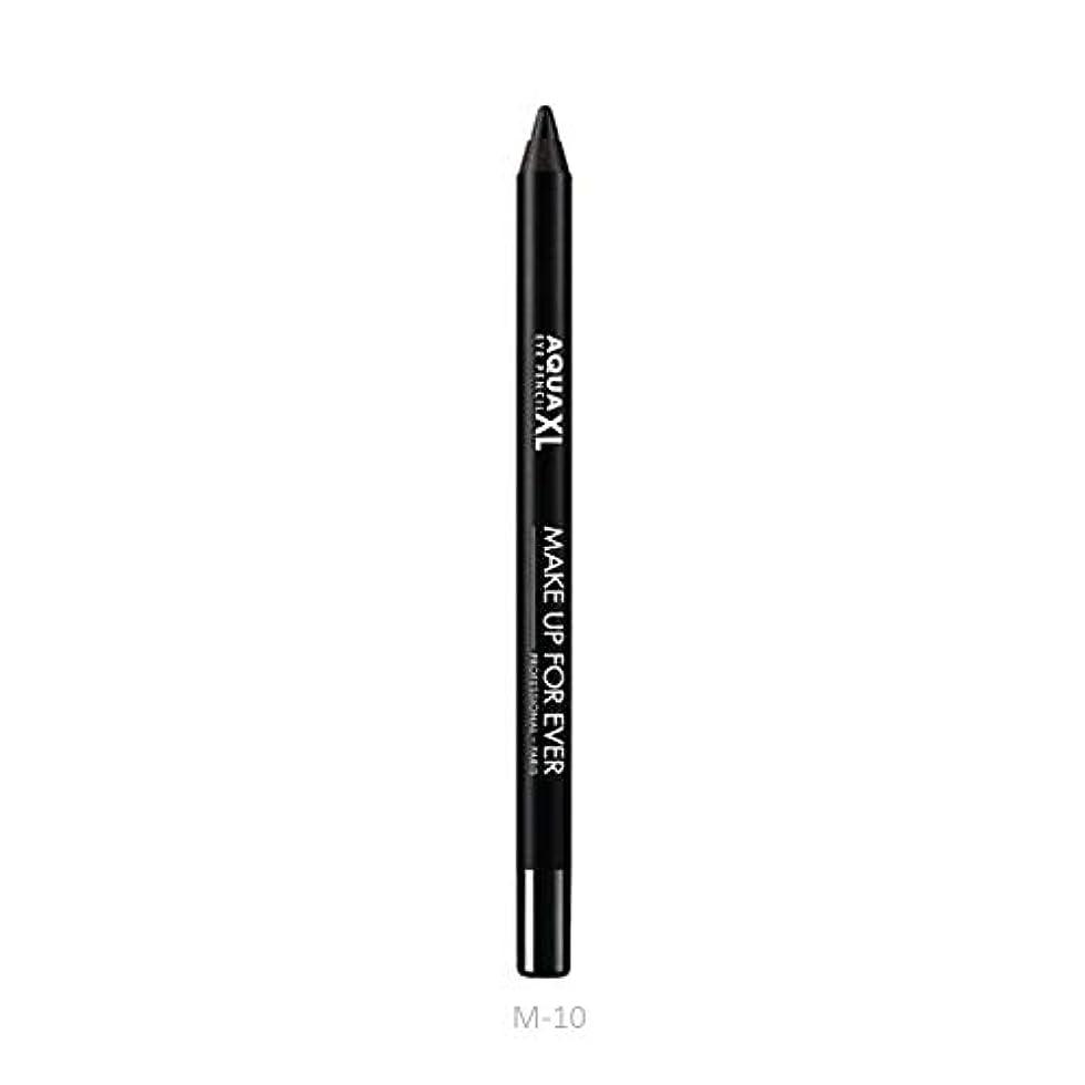 羊飼い砂住居メイクアップフォーエバー Aqua XL Extra Long Lasting Waterproof Eye Pencil - # M-10 (Matte Black) 1.2g/0.04oz並行輸入品