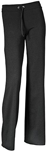 PAPILLON Jazzpant pantalon jazz avec des larges jambes danse sport noir