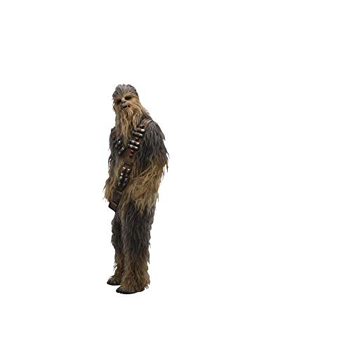 FATHEAD Chewbacca - Solo: A Star Wars Story - Life-Size Officially Licensed Removable Wall Decal Multicolor ()