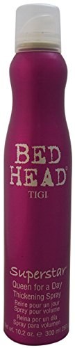 Unisex Tigi Bed Head Superstar Queen For A Day Thickening Spray Hair Spray 10.2 Oz - Tigi Bed Head Superstar Queen For A Day Thickening Spray Hair Spray 10.2 Oztigi Bed Head Superstar Queen Spray Giv