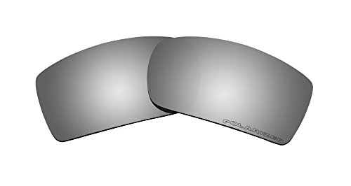 Polarized Sunglasses Lenses Replacement for Oakley Gascan...