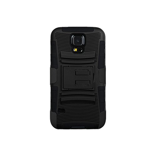 various colors d4d21 1d6f4 Asmyna Phone Case for SAMSUNG Galaxy S5 - Retail Packaging - Black