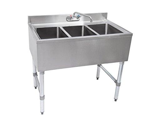 Compartment Underbar Sink - 5