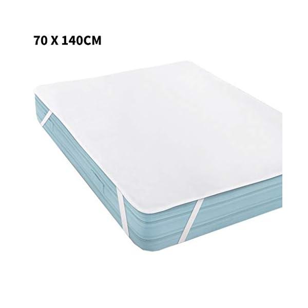 ZycShang_Holloween Coprimaterasso, Coprimaterasso Impermeabile Proteggi Materasso Traspirante, Impermeabile e… 4 spesavip