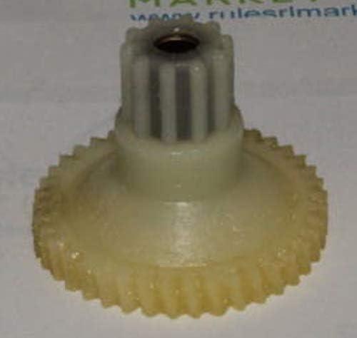 Ingranaggio in nylon per motore affettatrice Clatronic MA2964N MA 2964N