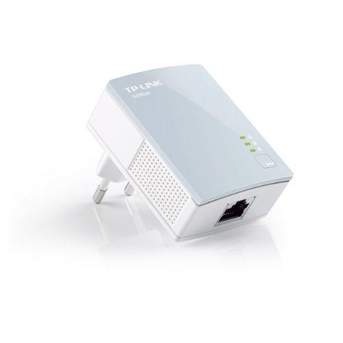 TP-Link PA411 Nano Powerline Adapter (500Mbps, EU/UK-Stecker, 300m)