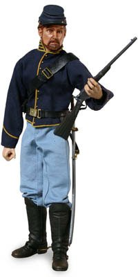 - US Cav. 6th Michigan Cavalry Exclusive Sideshow 12
