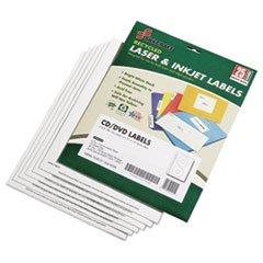 Dvd Label Maker Kit (SKILCRAFT 7530015549538 Avery Cd/dvd Label Maker Kit, Refills, 50/pack)