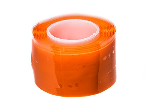 Burnwater Fusion Grip Tape for Water Sports (Orange)