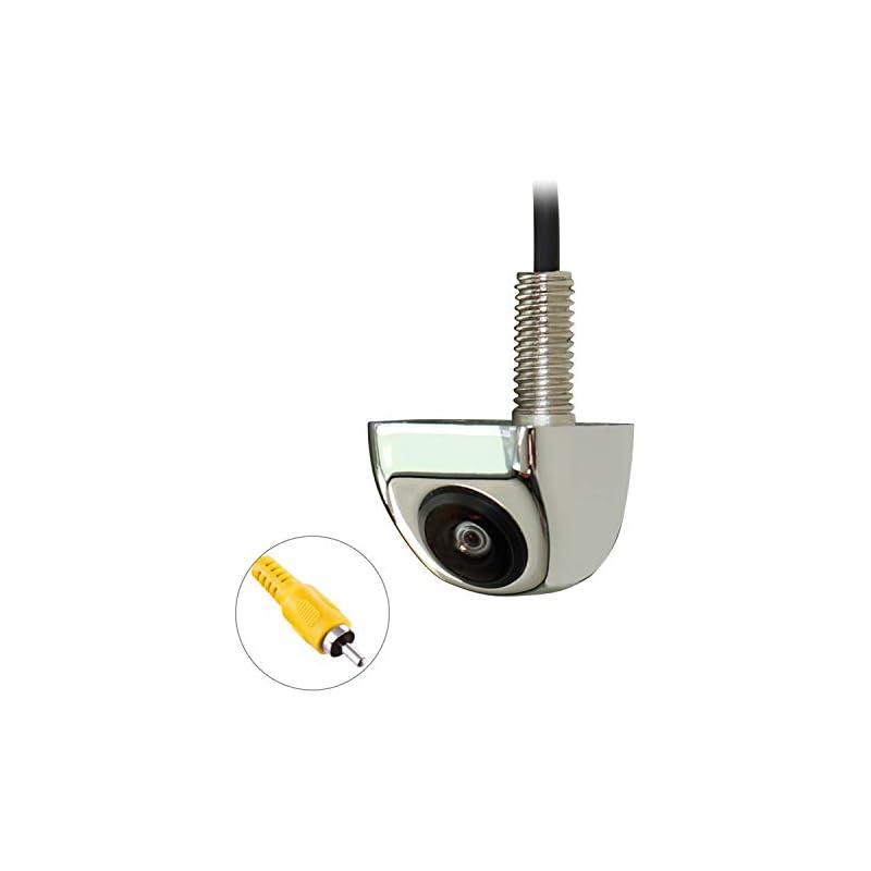 NATIKA Backup/Front/Side View Camera,IP6