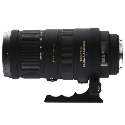 Sigma シグマ 120-400mm f/4.5-5.6 AF APO DG HSM テレフォト ズーム レンズ ソニー デジタル SLR カメラ【並行輸入品】+NONOKUROオリジナルグッズ   B00LQQINW4