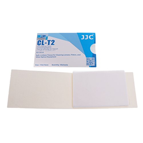 gazechimp 50 Sheets Ultra Soft Tissue Cleaner Wipe Cloth for Cleaning Camera Lenses(Nikon, Canon, Sony, Olympus, Pentax), Filters and Other Optical Equipment (Olympus Optical Camcorder)