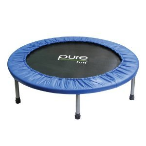 Pure Fun 44-Inch Mini Trampoline & Mini Tool Box (ml) by Pure Fun