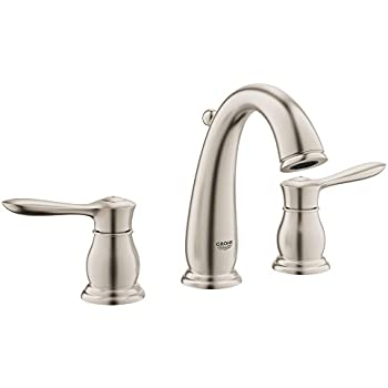 Grohe 20801EN0 Geneva 2-handle Bathroom Faucet - 1.5 GPM - Touch ...