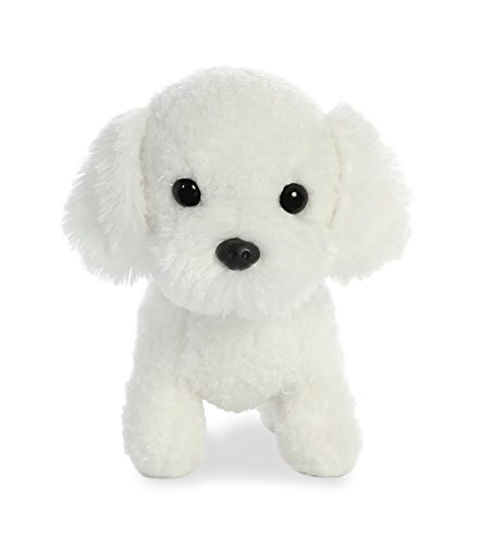- Aurora World Plush Lil' Pups Maltese