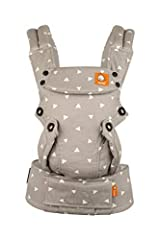 Our versatile, easy-to-use Tula Explore Baby Carrier is our first carrier that allows you to use it in an ergonomic front facing position. This is the best baby carrier option that offers all the features you and baby need: variable width set...