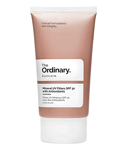 The Ordinary Mineral,Filters SPF 30 with s