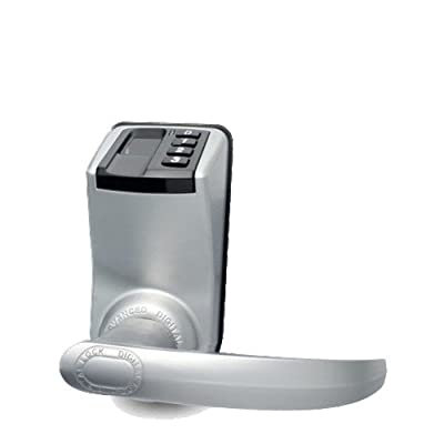 Adel 3398 Biometric Fingerprint Trinity Door Lock