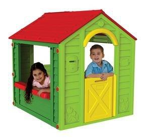 Keter - Caseta infantil, para dos niños (Curver, 223443)
