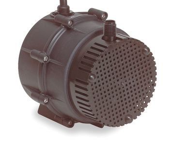 Corrosion-resistant Little Giant Submersible Pump Model NK-2 (527003) (Nk2 Submersible Pump)