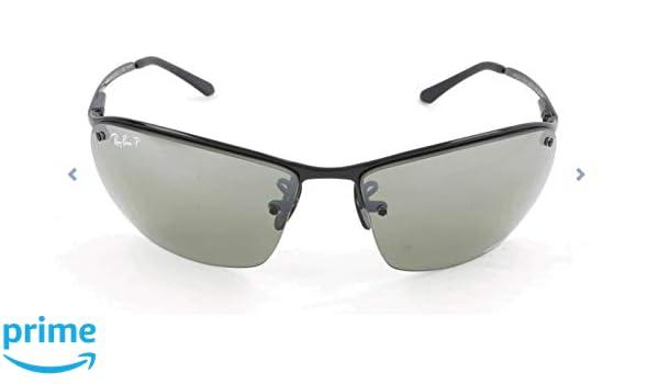 Ray-Ban Sonnenbrille Mod. 3544 Gafas de sol, Negro (Schwarz), 64.0 ...