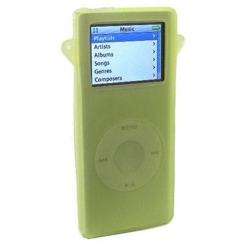 HD Accessory Silicone Skin Cover for 1st Generation iPod Nano - ()