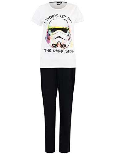 (Star Wars Womens' Stormtrooper Pajamas Size Large)
