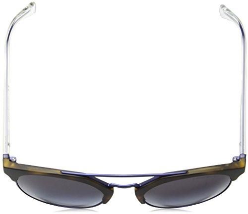 EA4092 Blue Armani 50898g Matte Havana Sonnenbrille Matte Emporio qTF8EW