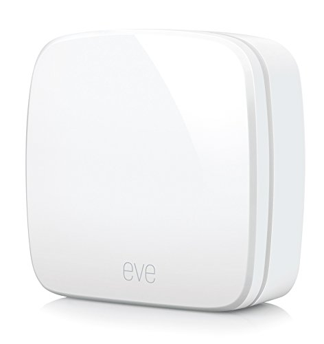 Elgato Eve Room - Wireless Indoor Sensor with Apple HomeKit technology, Bluetooth Low Energy