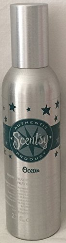 Scentsy Ocean Room Spray 2.7oz Retired Rare