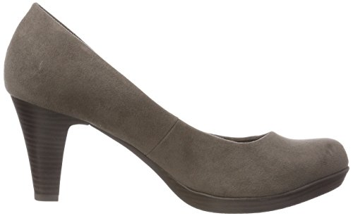 Marco Tozzi Women's 2-2-22411-31 324 Closed-Toe Pumps Brown (Pepper 324) 99FSvA6b